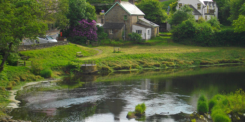TTA Waters The best Fishing on the river teifi